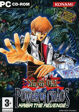 Yu Gi Oh: Power of Chaos Kaiba The Revenge [Español]